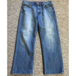 Lucky Brand 181 Relaxed Straight Men's Jeans 34